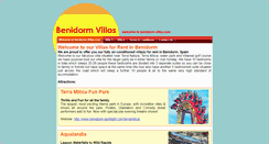 Preview of benidorm-villas.net